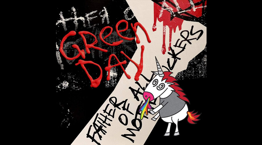"Green Day lança segundo single de seu novo álbum! Ouça ""Fire, Ready, Aim"""