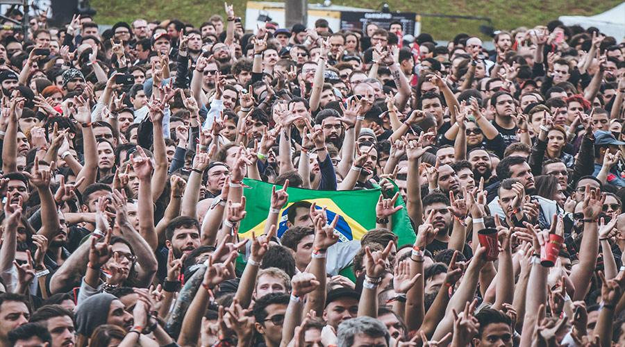 Levantamento do G1 mostra força do heavy metal no Brasil