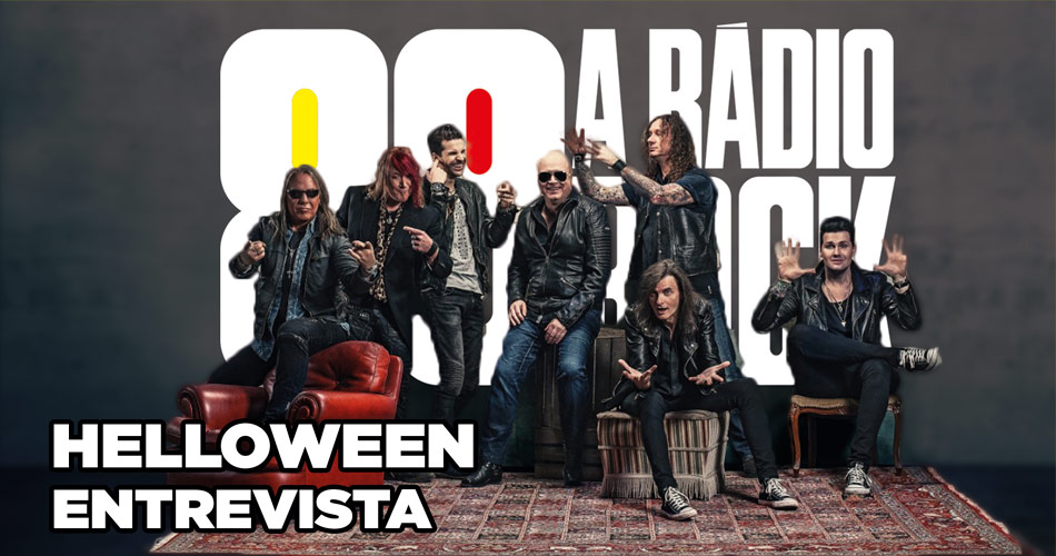 Entrevista exclusiva! 89 fala com Markus Grosskopf, do Helloween