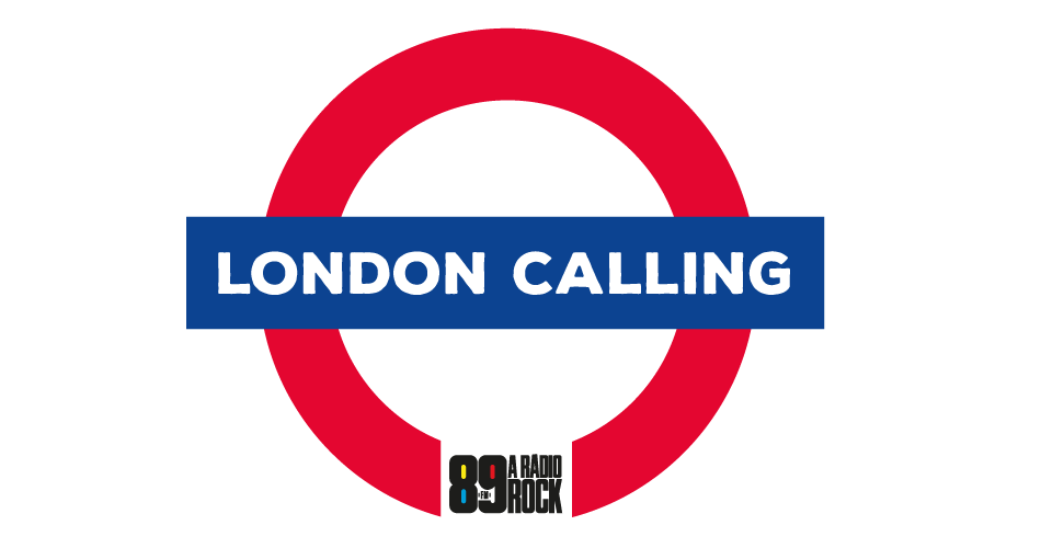 London Calling 89FM completa 01 ano