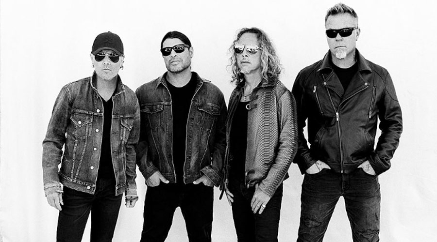 Vídeo mostra jam do Metallica antes de performance com sinfônica