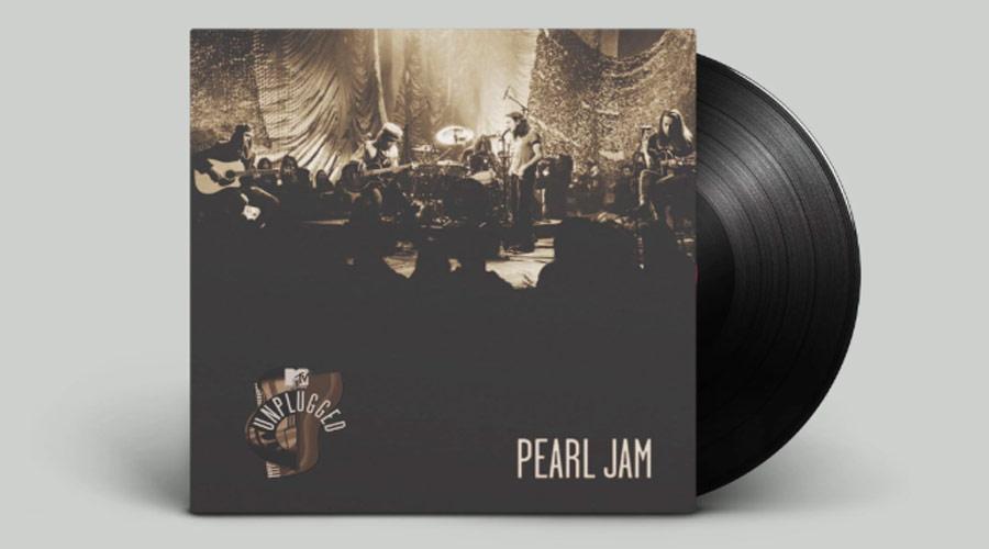 """""""MTV Unplugged"""" do Pearl Jam ganha lançamento em vinil"""