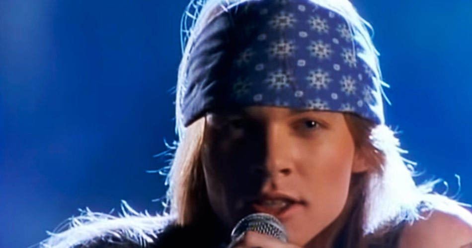 "Guns N´Roses: ""Sweet Child O 'Mine"" rompe barreira de 1 bilhão de views no YouTube"
