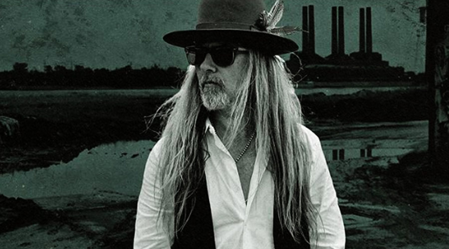 Jerry Cantrell, do Alice in Chains, anuncia show solo para dezembro