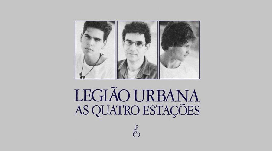 """Legião Urbana: álbum """"As Quatro Estações"""" completa 30 anos"""