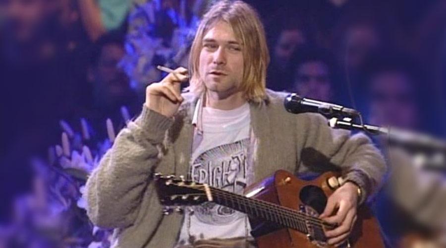 """Nirvana MTV Unplugged: takes de ensaios de """"Polly"""" e """"The Man Who Sold The World"""" são liberados para audição"""