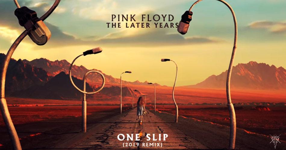 "Pink Floyd lança remix de ""One Slip"""