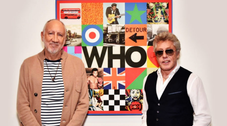 "The Who libera audição da inédita ""All This Music Must Fade"""