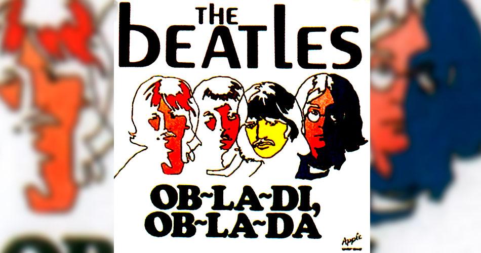 """Pesquisa classifica """"Ob-La-Di, Ob-La-Da"""" dos Beatles como """"música pop perfeita"""""""