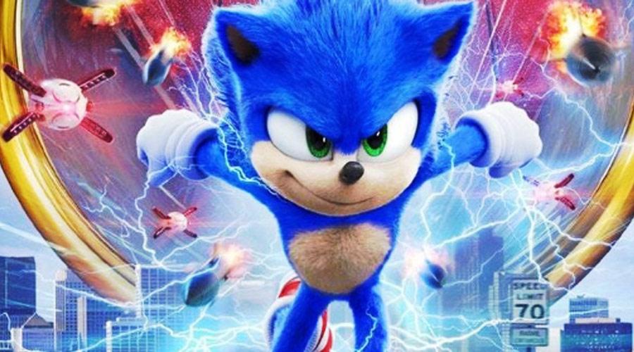 """Trailer de """"Sonic: O Filme"""" traz cenas de ação ao som dos Ramones"""