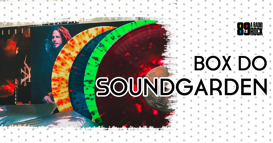 "Concurso ""Box do Soundgarden"""