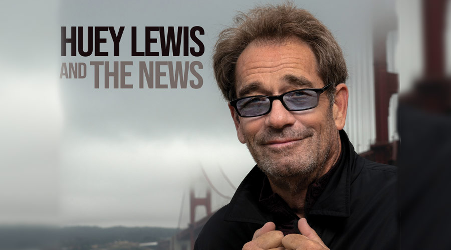 "Ouça novo single de Huey Lewis and the News:  ""While We Young"""