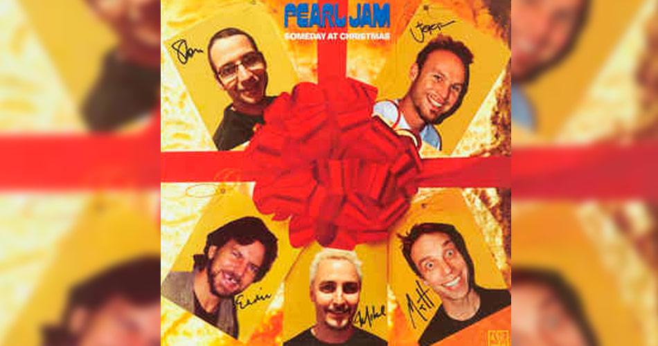 Pearl Jam lança série de singles natalinos para as plataformas digitais
