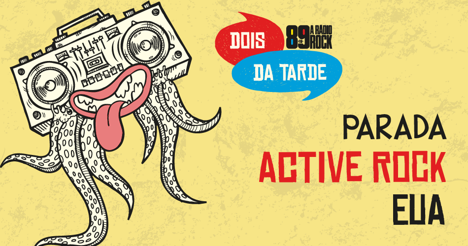 Parada Active Rock EUA