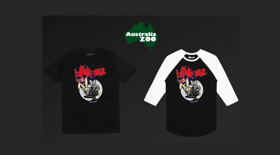 Blink-182: nova linha de produtos terão lucros revertidos para vítimas de incêndios na Austrália