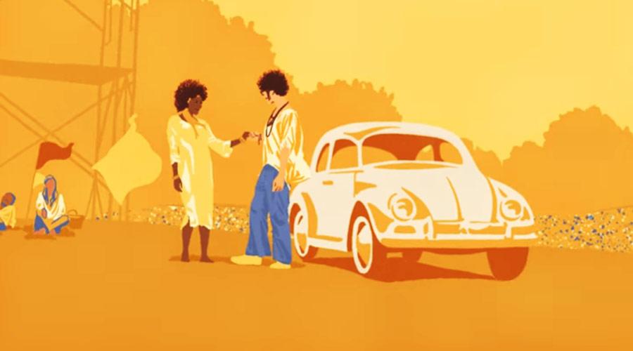 """Vídeo dá adeus ao Fusca ao som de uma nova versão de """"Let It Be"""", dos Beatles"""