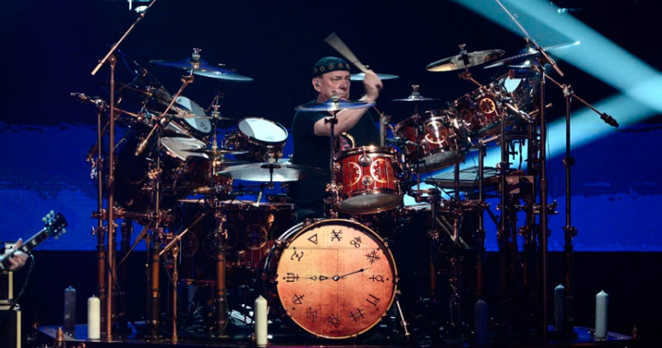 Tributo a Neil Peart, do Rush, arrecada fundos para o combate ao câncer