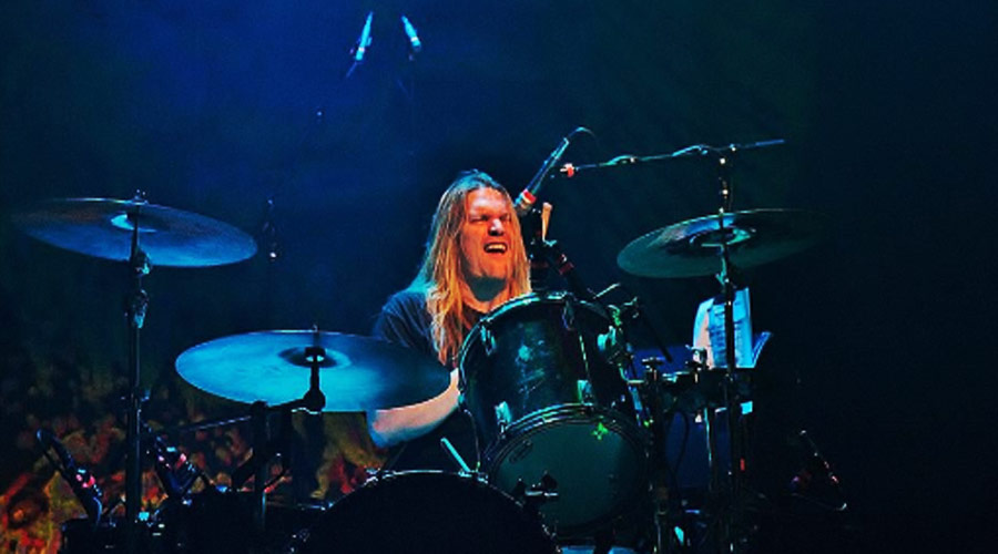 Morre Reed Mullin, baterista do Corrosion Of Conformity