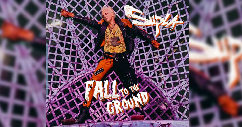 "Supla libera primeiro single de novo álbum! Ouça ""Fall to the Ground"""