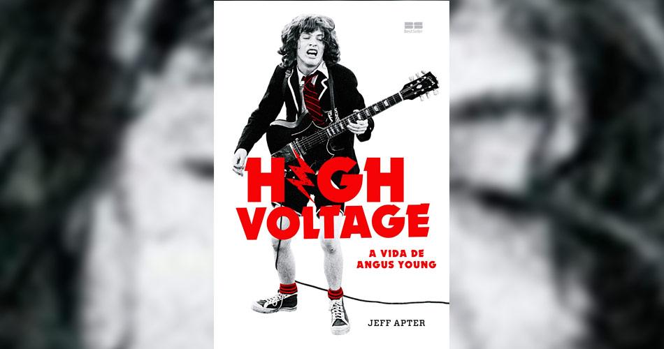 Livro que conta a história de Angus Young, do AC/DC, ganha edição nacional