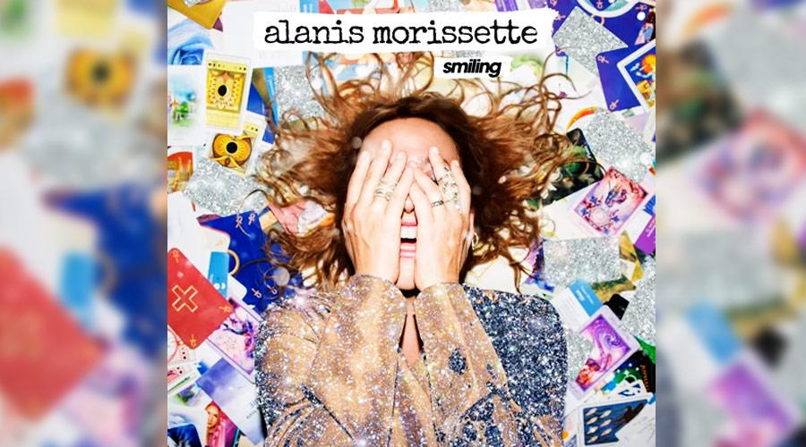 "Alanis Morissette libera novo single! Ouça ""Smiling"""