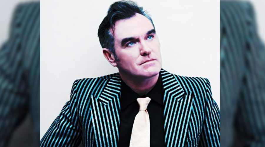 "Morrissey lança novo single! Conheça ""Love Is On Its Way Out"""