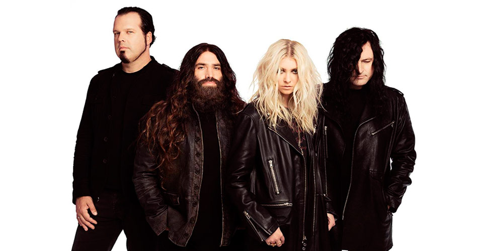 "The Pretty Reckless finaliza novo álbum, ""Death By Rock And Roll"""