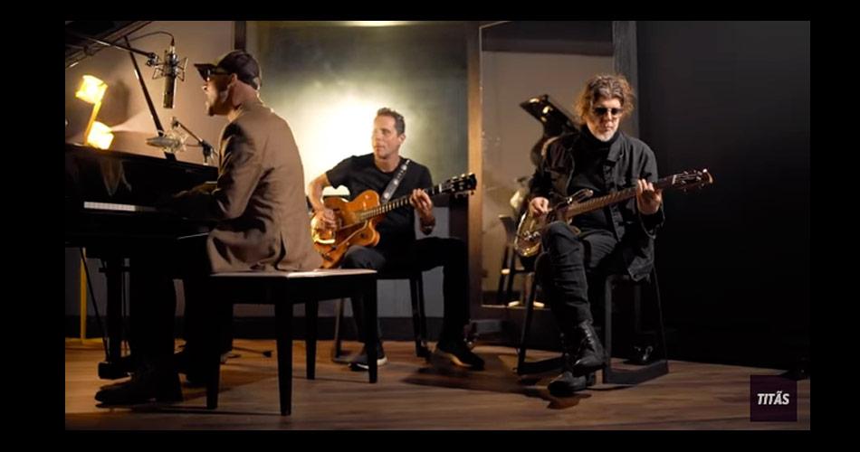 Titãs assinam com BMG e anunciam lançamento de novo álbum acústico