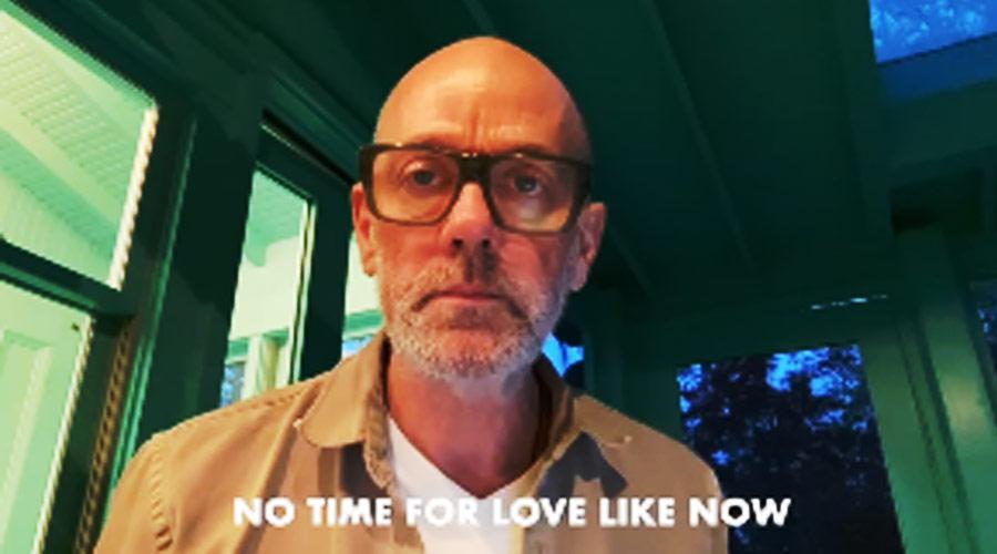Michael Stipe apresenta nova música nas redes do R.E.M.