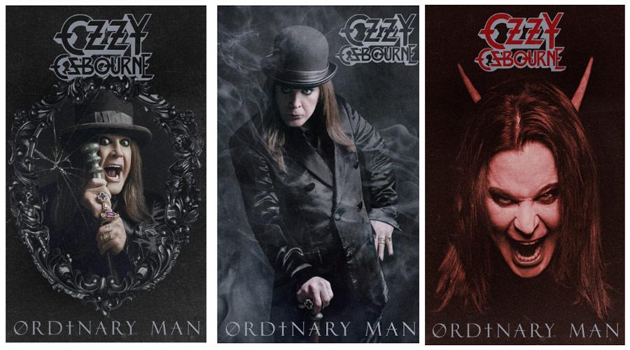 """Ozzy Osbourne: """"Ordinary Man"""" sai em formato cassete com três novas capas"""