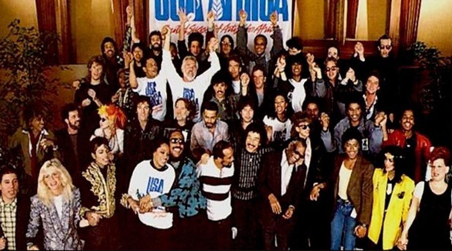 """Lionel Richie pensa em versão COVID-19 de """"We Are The World"""""""