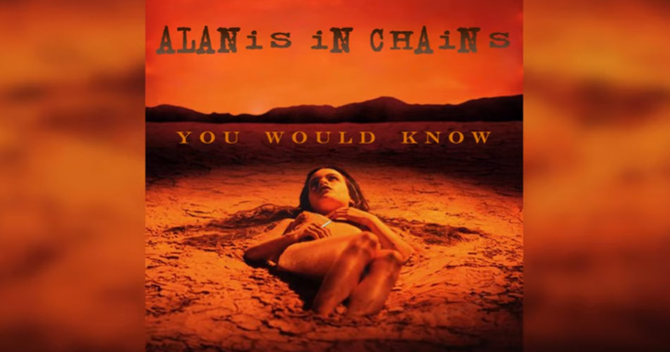Alanis in Chains: mashup une dois clássicos dos anos 90