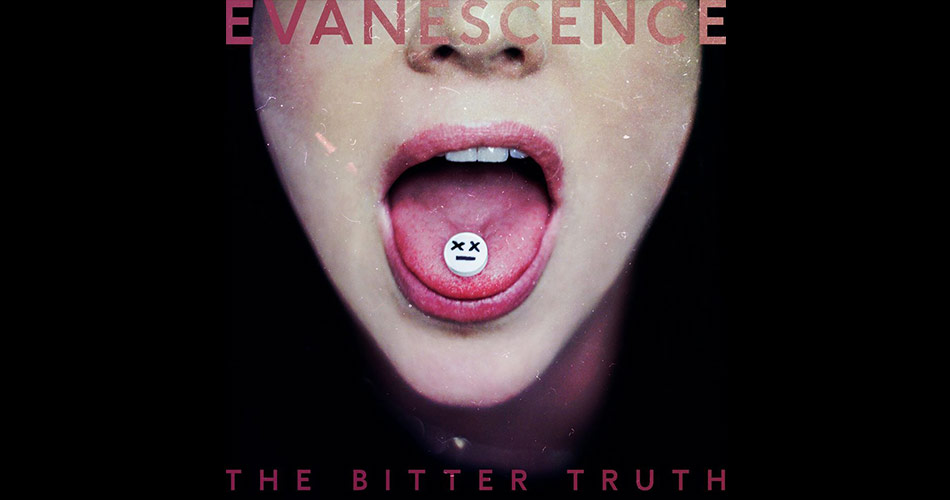 "Evanescence libera audição de seu novo disco ""The Bitter Truth"""