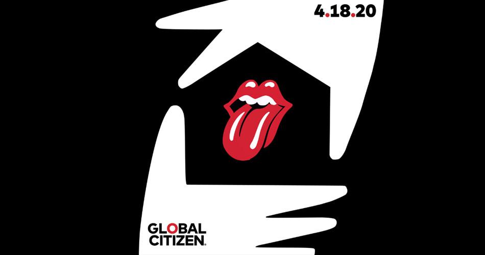 Rolling Stones se juntam a Paul McCartney, Eddie Vedder e Elton John em evento on-line