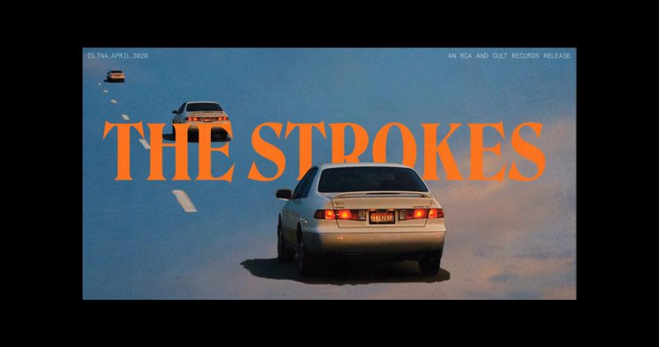 """Strokes liberam audição de novo single: """"Brooklyn Bridge To Chorus"""""""