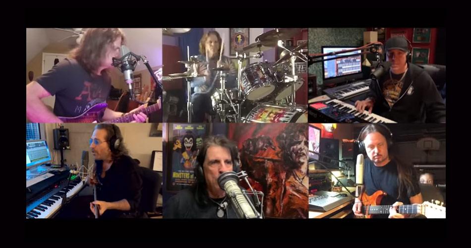 """Winger: nova versão de  """"Better Days Comin'"""" conta com Alice Cooper, Alan Parsons e Klause Meine"""