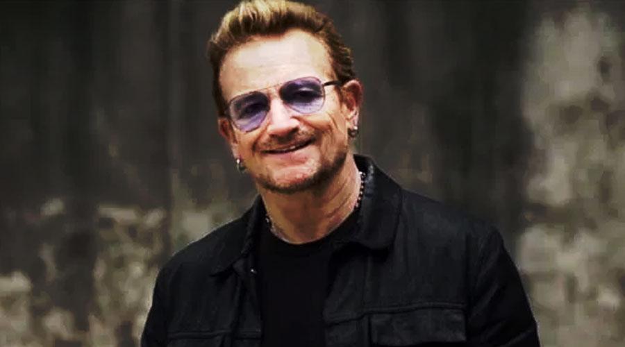 No dia de seu aniversário, Bono revela playlist com as músicas de sua vida