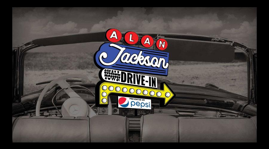 Alan Jackson anuncia dois shows em formato drive-in