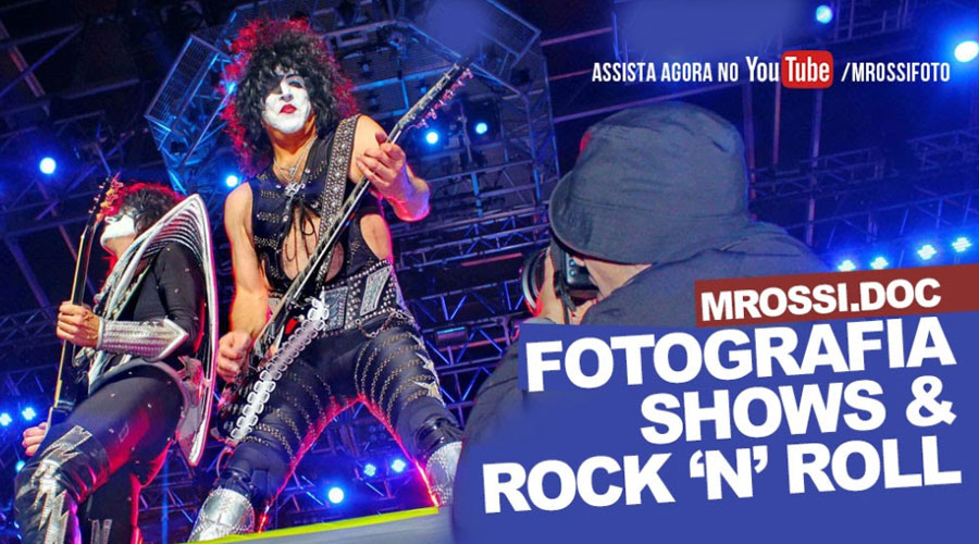 Marcelo Rossi libera no YouTube documentário sobre fotografia, shows e rock 'n' roll