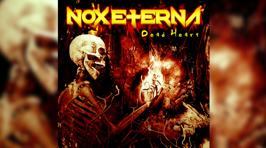 "Nox Eterna libera single destruidor: ""Dead Heart"""