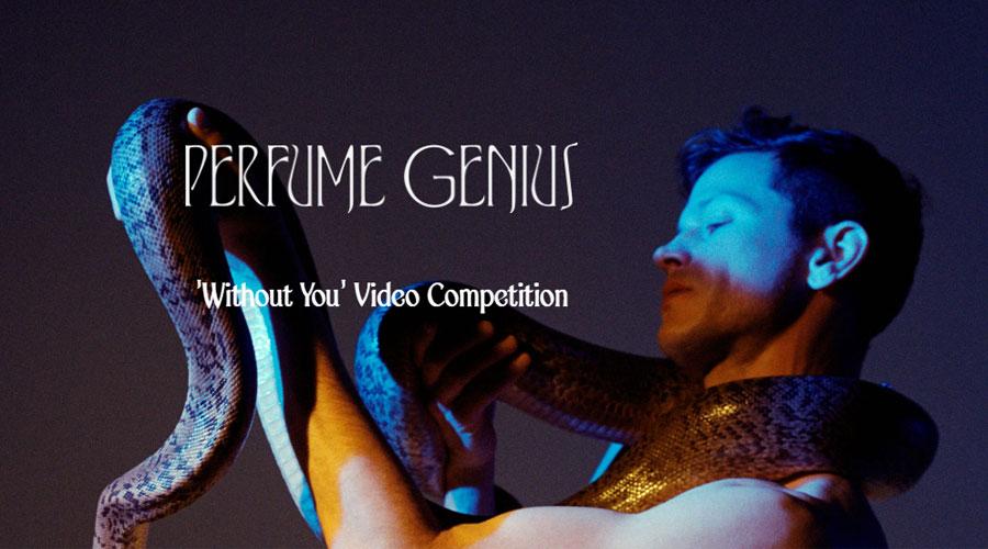 Perfume Genius lança concurso que definirá diretor de seu novo videoclipe