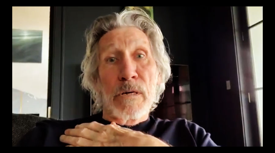 Roger Waters revela que foi banido do site do Pink Floyd por David Gilmour
