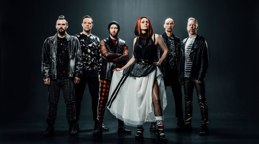 "Within Temptation lança clipe de ""Entertain You"""