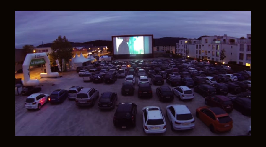 Gath Brooks anuncia megashow drive-in em 300 telas de cinema