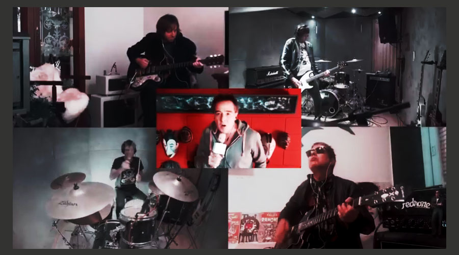 Vídeo: Nasi e Os Spoliers fazem cover de quarentena do The Clash