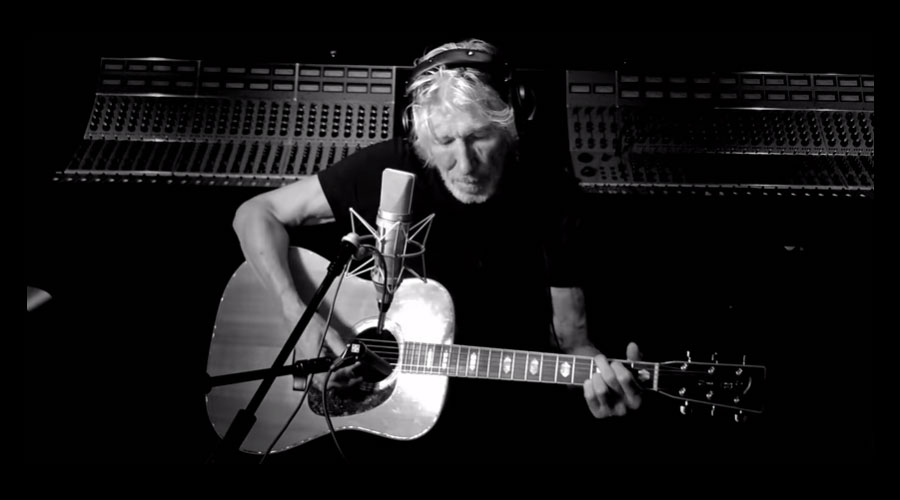 "Roger Waters mostra versão de isolamento para ""Two Suns in the Sunset"", do Pink Floyd"