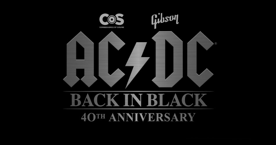 "AC/DC: evento on-line dos 40 anos de ""Back in Black"" contará com Slash, Alice in Chains e Dee Snider"