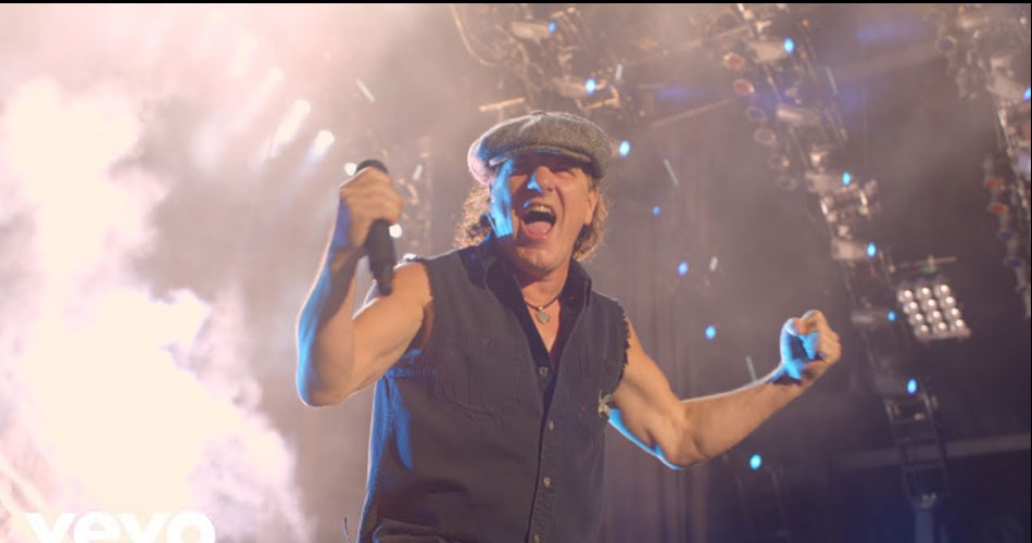 "YouTube do AC/DC libera show ""Live At River Plate"""