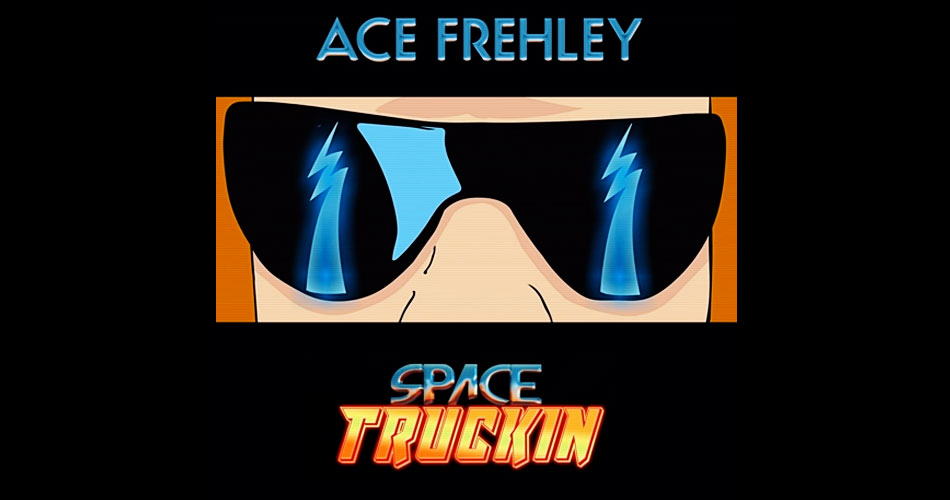 "Ouça: Ace Frehley lança cover de ""Space Truckin'"", do Deep Purple"