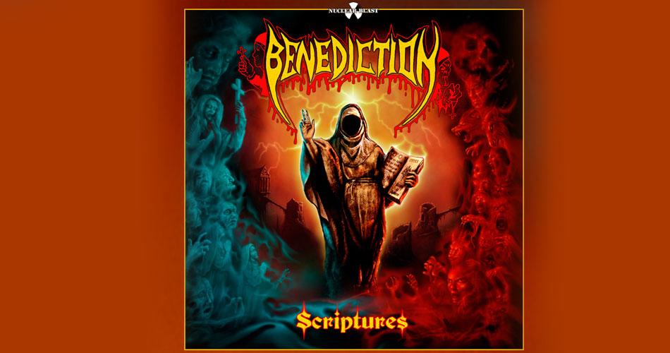 Benediction prepara lançamento de primeiro álbum em 12 anos; conheça novo single